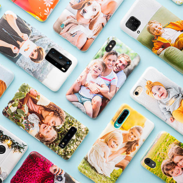 Cover Smartphone Cover personalizzate per iPhone Samsung Huawei